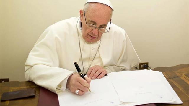 Abertura da campanha da fraternidade: mensagem do papa